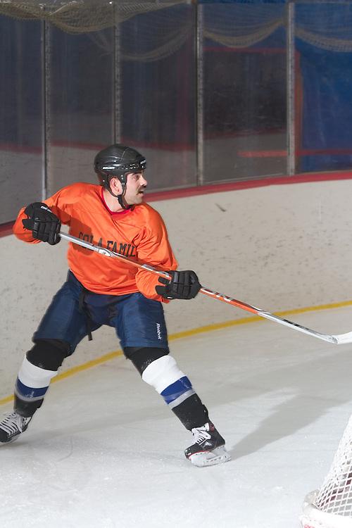 Federation CJA 3rd Annual Winter Classic Hockey Tournament. Boanventure Hockey Arena, Ville Saint Laurent, Quebec.