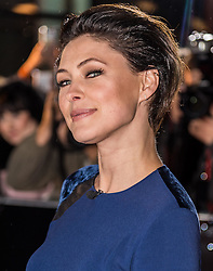 Emma Willis at  The Voice UK, red carpet, Manchester<br /> <br /> (c) John Baguley | Edinburgh Elite media