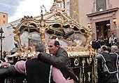 Settimana santa nel quartiere Albergheria