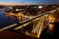 Panoramic of Porto, Portugal