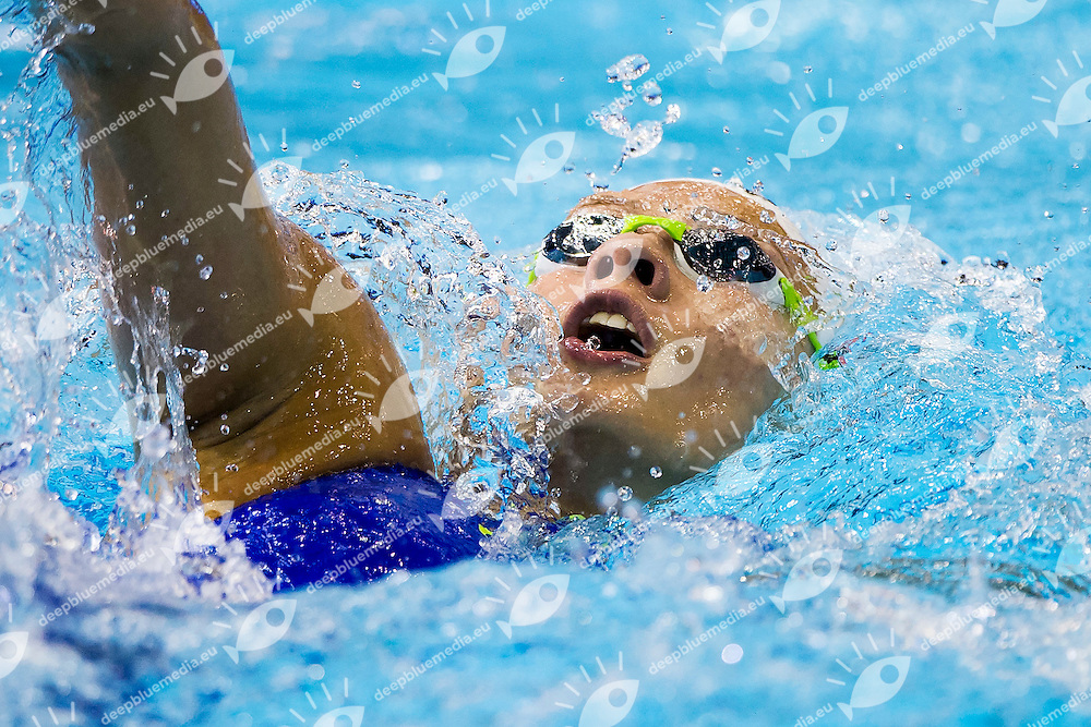 Ekaterina Tomashevskya Russia RUS<br /> 200 Backstroke Women Heat<br /> 32nd LEN European Championships <br /> Berlin, Germany 2014  Aug.13 th - Aug. 24 th<br /> Day06 - Aug. 18<br /> Photo A.Masini/Deepbluemedia/Inside