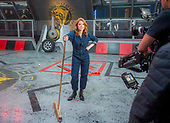Robot Wars behind the scenes