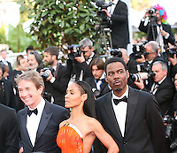 Ben Stiller, Martin Short, Jada Pinkett Smith and Chris Rock at the gala screening Madagascar 3: Europe's Most Wanted at the 65th Cannes Film Festival. On Friday 18th May 2012 in Cannes Film Festival, France.