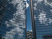 Milano, Piazza Gae Aulenti