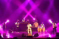 Salif Keita performs live in London