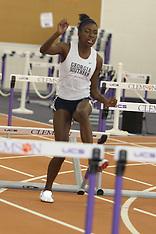 Women's Pentathlon 60 M Hurdles