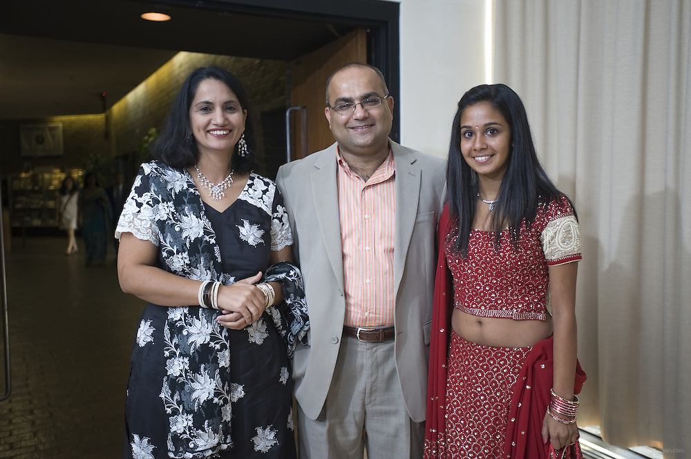 The graduation party for a duPont Manual High School valedictorian, Shilpa Mokshagundam, 18, at The Temple in Louisville, Ky. (Photo by Brian Bohannon)