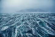 Wind storm off Cape Horn, Drake passage, Southern Ocean...on way back to Chile and Argentina from Antarctica.