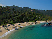 Arrecifes Beach - Tayrona National Park - Colombia