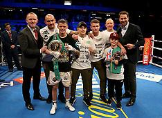 Copper Box Arena Boxing - 24 March 2019