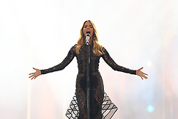 May 7, 2018 - Lisbon, Portugal - Singer Franka of Croatia performs during the Dress Rehearsal of the first Semi-Final of the 2018 Eurovision Song Contest, at the Altice Arena in Lisbon, Portugal on May 7, 2018. (Credit Image: © Pedro Fiuza/NurPhoto via ZUMA Press)