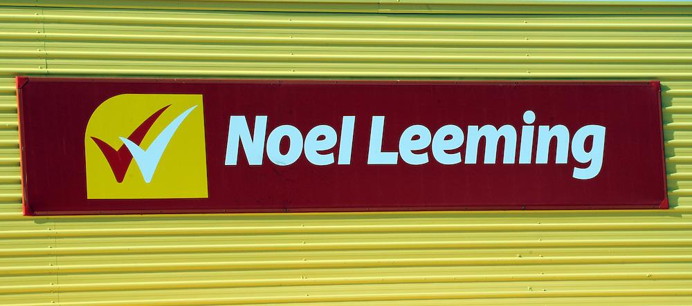 Noel Leeming electrical store, Porirua, Wellington, New Zealand, Thursday, July 18, 2013. Credit:SNPA / Ross Setford