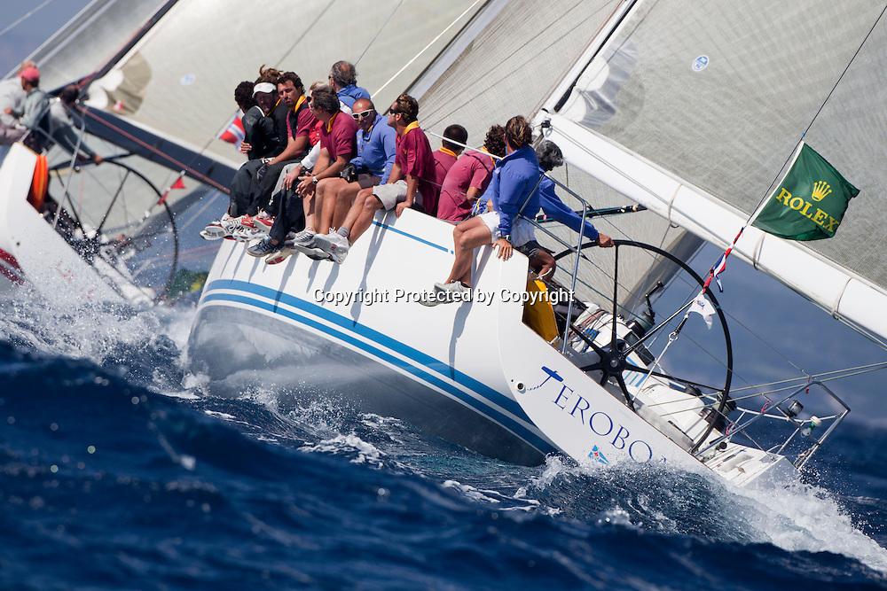 JEROBOAM CA'NOVA, Sail n: ITA14525, Bow n: 05, Owner: Vittorio Codecasa, Model: Swan 45