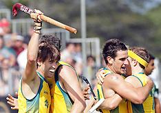 Auckland-Hockey, Champions Trophy, Australia v Pakistan