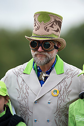 Pedro Cebulka - Individual Test Grade IV Para Dressage - Alltech FEI World Equestrian Games™ 2014 - Normandy, France.<br /> © Hippo Foto Team - Jon Stroud <br /> 25/06/14