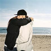 Couple on Coney Island 2011