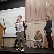 10.10. 2017.          <br /> Pictured at the Limerick Going for Gold 2017 finals in the Strand Hotel was Marie Fitzgerald, Glin Tidy Towns, 2016 Challenge Winners.<br /> <br /> <br /> Limerick Going for Gold, which is sponsored by the JP McManus Charitable Foundation, has a total prize pool of over €75,000.  It is organised by Limerick City and County Council and supported by Limerick's Live 95FM, The Limerick Leader and The Limerick Chronicle, The Limerick Post, Parkway Shopping Centre, I Love Limerick and Southern Marketing Media & Design. Picture: Alan Place