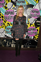 KIMBERLEY STEWART at Hoping's Greatest Hits - the 10th Anniversary of The Hoping Foundation's charity benefit held at Ronnie Scott's, 47 Frith Street, Soho, London on 16th June 2016.