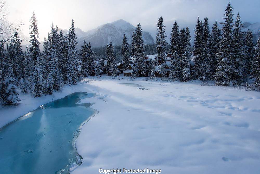 Post Hotel, Lake Louise., Alberta, canada, Isobel Springett