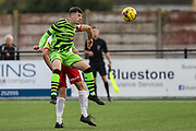 Forest Green Rovers Owen Orford during the Pre-Season Friendly match between Cirencester Academy and Forest Green Rovers at Cotswold Academy, Cirencester, United Kingdom on 30 July 2019.