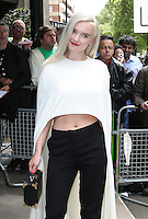 Clean Bandit, Grace Chatto, The Ivor Novello Awards, Grosvenor House, London UK, 21 May 2015, Photo by Richard Goldschmidt