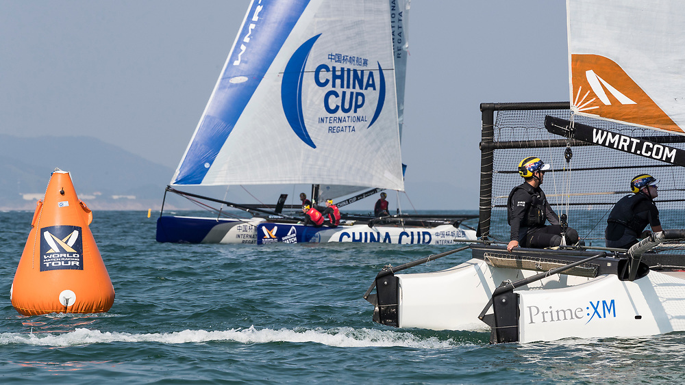 WMRT Shenzhen Match Cup, Shenzhen, China. 29th October 2017.