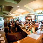 group in deschutes brewery tasting room 2
