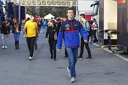 February 28, 2019 - Barcelona, Catalonia, Spain - Daniil Kvyat Scuderia Toro Rosso during F1 test celebrated at Circuit of Barcelona 28th February 2019 in Barcelona, Spain. (Credit Image: © Urbanandsport/NurPhoto via ZUMA Press)
