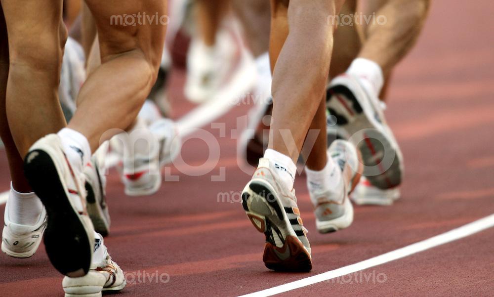 Olympia 2004 Athen Leichtathletik  20 Km Gehen Maenner ; Feature