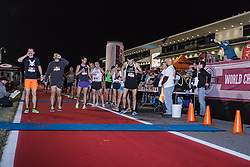 Beer Mile World Championships, Inaugural,
