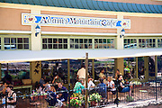 Brunch at Adams Mountain Cafe in Manitou Springs, Colorado