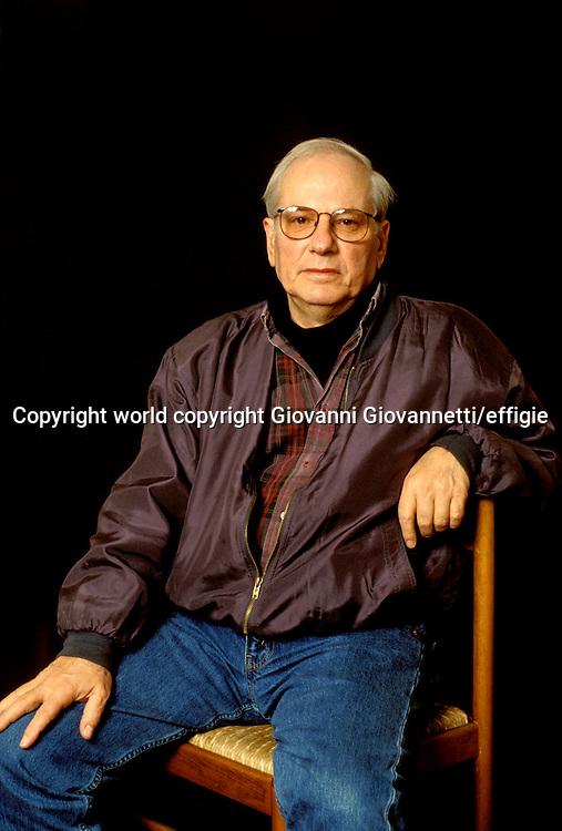 Yoram Kaniuk<br />world copyright Giovanni Giovannetti/effigie
