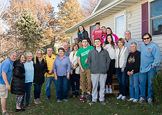 Thanksgiving in Chariton Iowa 2017