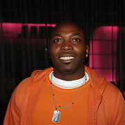NLD/Amsterdam/20060123 - Feest release film 50 Cent, Sergio Zaandam, , reclame zoene zoene, dubbelfris