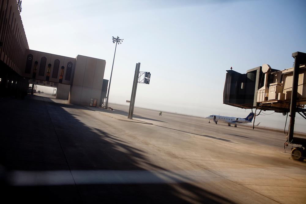 The Basrah International Airport on Thursday, October 21, 2010 in Basrah, Iraq.