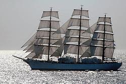 , Argentina - 2/7/2010 - Libertad Ship(Photo by Marcelo Gurruchaga/VWPics) *** Please Use Credit from Credit Field *** *** Please Use Credit from Credit Field ***