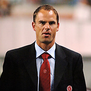 NLD/Amsterdam/20060928 - Voetbal, Uefa Cup voorronde 2006, Ajax - IK Start, Frank de Boer