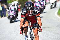 Philippe Gilbert - Bmc - 28.05.2015 - Tour d'Italie - Etape 18 : Melide / Verbania <br />Photo : Pool / Sirotti / Icon Sport