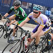Riders climbing in the 2011 UA Criterium bicycle race, Tucson, Arizona. Bike-tography by Martha Retallick.