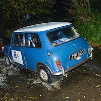Car 44 Bill Cleyndert Dan Harrison Austin Mini Cooper S