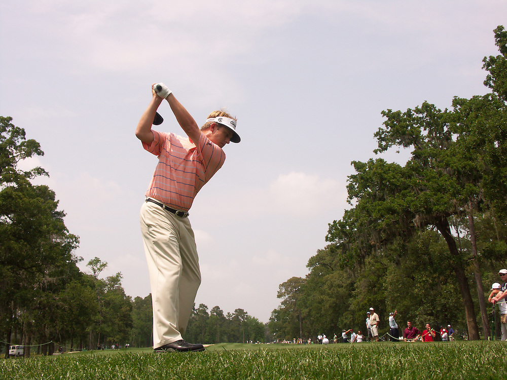 David Toms.2005 Shell Houston Open.Second Round.Redstone GC.Humble, TX .Friday, April 22 2005..photograph by Darren Carroll..04-22-05...
