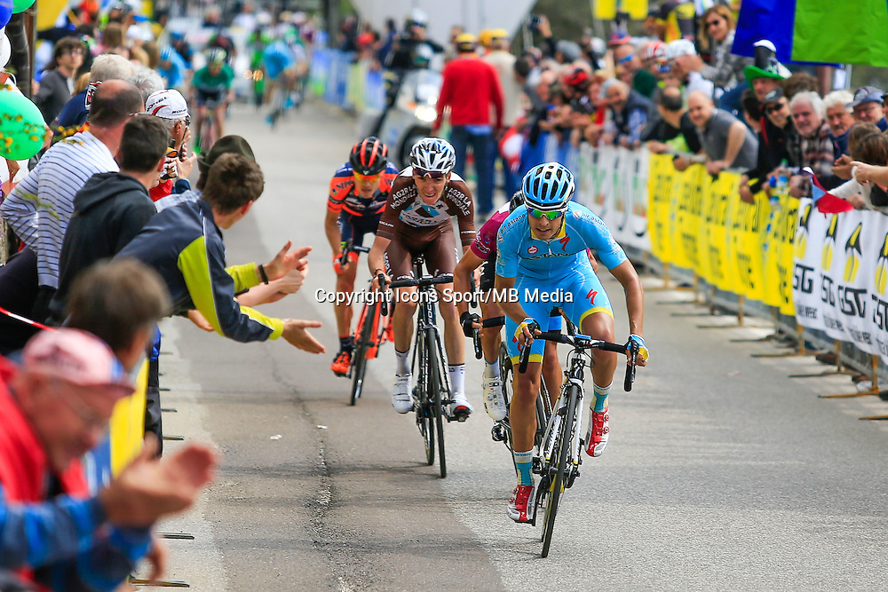 Mikel Landa Meana - Astana - 23.04.2015 - Tour du Trentin - Etape 03<br /> Photo : Pierre Teyssot / Icon Sport