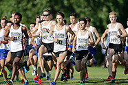 OC Men's Cross Country UCO Land Run - 9/2/2017
