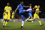 Gillingham FC defender Ryan Jackson (2) during the EFL Sky Bet League 1 match between Gillingham and AFC Wimbledon at the MEMS Priestfield Stadium, Gillingham, England on 21 February 2017.