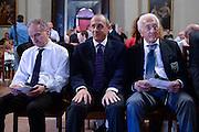 DESCRIZIONE : Bologna Basket Day Hall of Fame 2015<br /> GIOCATORE : Gianni Petrucci Ettore Messina Sandro Gamba<br /> SQUADRA : FIP Federazione Italiana Pallacanestro <br /> EVENTO : Basket Day Hall of Fame 2015<br /> GARA : Roma Basket Day Hall of Fame 2015<br /> DATA : 25/06/2016<br /> CATEGORIA : Premiazione<br /> SPORT : Pallacanestro <br /> AUTORE : Agenzia Ciamillo-Castoria/Michele Longo