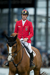 Ehning Marcus, (GER), Pret a Tout<br /> Nations Cup<br /> Mercedes-Benz Nationenpreis<br /> CHIO Aachen 2016<br /> © Hippo Foto - Dirk Caremans<br /> 14/07/16