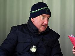 Mark Hoskins  - Mandatory byline: Joe Meredith/JMP - 07966386802 - 24/10/2015 - RUGBY - The Mennaye Field -Penzance,England - Cornish Pirates v Bristol Rugby - Greene King IPA Championship