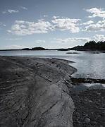 Vid en fjärd utanför Nynäshamn