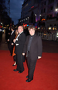 Pedro Almodovar Arriving for the Baftas, Leicester Sq. 23  February 2003. © Copyright Photograph by Dafydd Jones 66 Stockwell Park Rd. London SW9 0DA Tel 020 7733 0108 www.dafjones.com