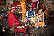 Kullu Dussehra is the Dussehra festival observed in the month of October in Himachal Pradesh state in northern India. It is celebrated in the Dhalpur maidan in the Kullu valley. Dussehra at Kullu commences on the tenth day of the rising moon, i.e. on 'Vijay Dashmi' day itself and continues for seven days. Its history dates back to the 17th century when local King Jagat Singh installed an idol of Raghunath on his throne as a mark of penance. After this, god Raghunath was declared as the ruling deity of the Valley.